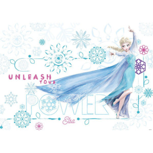 C10774P4 Fototapeta: Frozen Unleash your Power - 184x254 cm