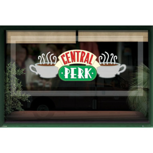 Plakát - Přátelé (Central Perk)