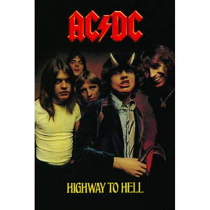 Plakát - AC/DC Highway to Hell
