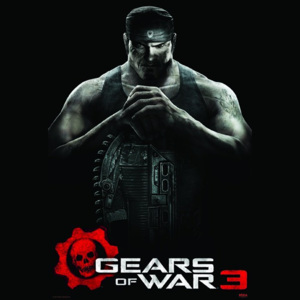 Plakát - Gears of War 3 (Marcus)