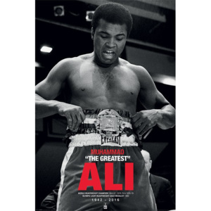 Plakát - Muhammad ''The Greatest'' ALI