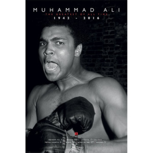 Plakát - Muhammad Ali (The Greatest of all Time)