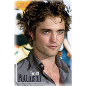 Plakát - Robert Pattinson