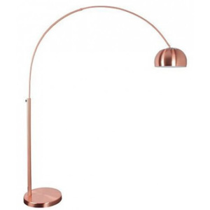 Zuiver Stojací lampa Metal Bow Copper