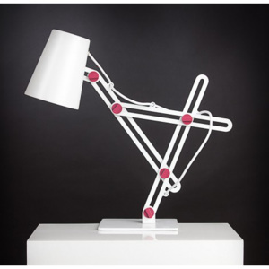 Stolní lampa Looker pink Mantra 3613
