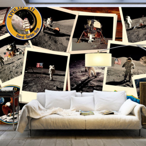 Fototapeta XXL - Moon Travel - 500x280