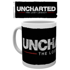 Hrnek Uncharted: The Lost Legacy - Logo