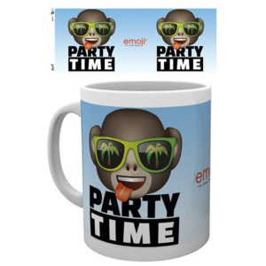Hrnek Emoji ve filmu - Party Time