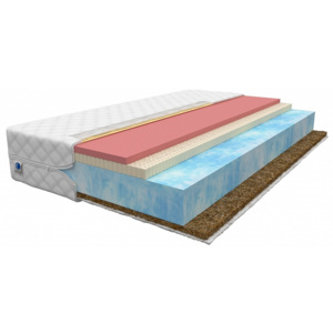 EuroSleep Matrace Eurosleep Ergo | 90x200 Square