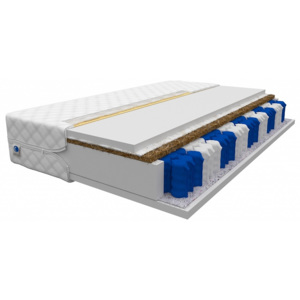 EuroSleep Matrace Eurosleep Vitoria | 90x200 Square