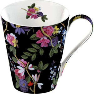 Porcelánový hrnek Beautifull black 105844889