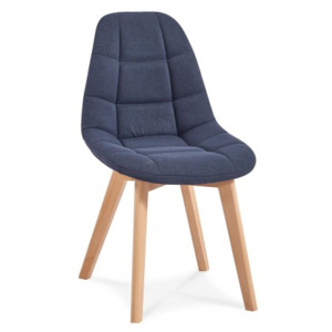Židle WESTA dark blue ATR home living WESTADG001