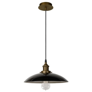 BISTRO - Pendant light - Ø 32 cm - Black