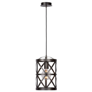 CASTELLO - Pendant light - Ø 22 cm - Grey iron