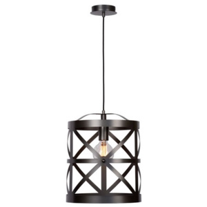 CASTELLO - Pendant light - Ø 32 cm - Grey iron