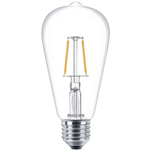 FILAMENT Classic LEDbulb ND 4-40W E27 827 ST64 retro LED žárovka