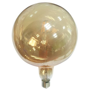 ACA DECOR LED G200 E27 retro LED žárovka