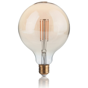 Ideal Lux Retro LED žárovka G120 E27 2200K