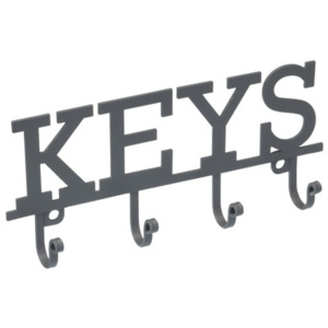 Věšák na klíče Kitchen Craft Keys