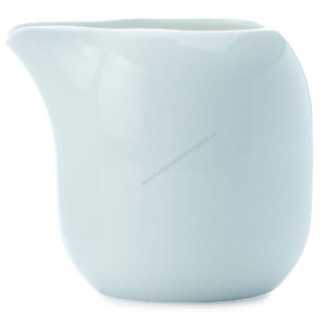 Porcelánová mlékovka White Basics Bisou 280 ml - Maxwell&Williams