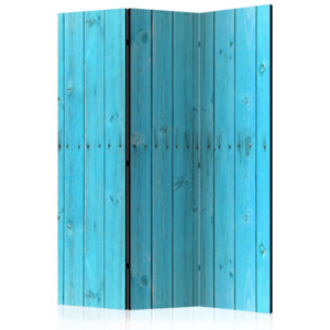 Paraván - The Blue Boards [Room Dividers] - 135x172