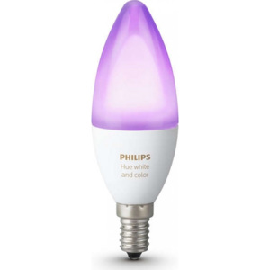 HUE ŽÁROVKA E14 B39 White and Color Ambiance 6,5W 8718696695166 - Philips