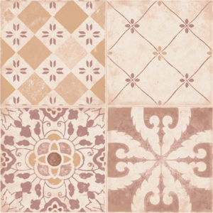 CRETA Decor Brown 20X20 (CRT006)