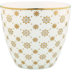 Latte cup Laurie gold