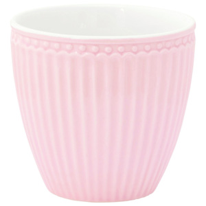 Latte cup Alice pale pink
