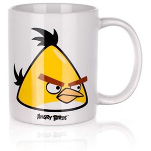 Banquet Angry Birds Yellow hrnek 325 ml
