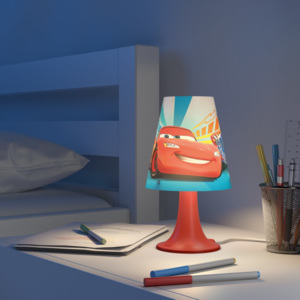 Philips Disney Lampa stolní Cars Auta
