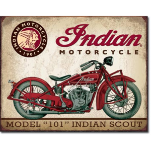 Cedule Indian Scout