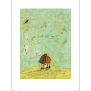 Obraz, Reprodukce - Sam Toft - I Just Can't Get Enough of You, (60 x 80 cm)