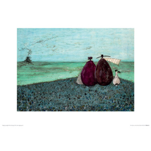 Obraz, Reprodukce - Sam Toft - The Same as it Ever Was, (40 x 30 cm)