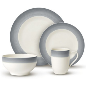 Villeroy & Boch Colourful Life Cosy Grey Set For Me & You, 8 ks