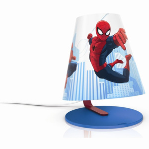 Philips Massive 71764/40/16 K 2016 DISNEY LAMPA STOLNÍ Light Spiderman LED 1x4W