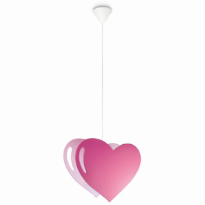 Philips Massive 40628/32/16 Amore pendant red 1x40W 230V