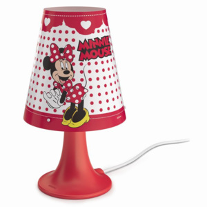 Philips Massive 71795/31/16 NOV 2016 Minnie Mouse LAMPA STOLNÍ 1x23W SEL