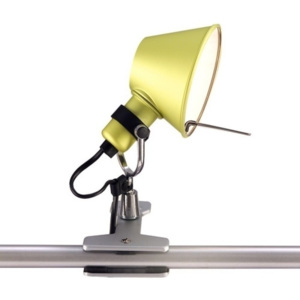 Philips Massive A010840 Tolomeo micro pinza, yellow