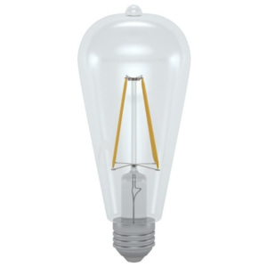 Philips Massive 8718696574058 FILAMENT Classic LEDbulb ND 6-60W E27 827 ST64