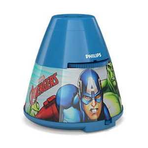 Philips Massive 71769/35/P0 NOV 2017 DISNEY PROJEKTOR Avengers