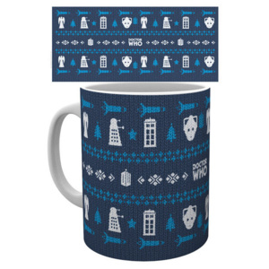 Hrnek Doctor Who - Ugly Sweater
