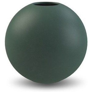 Kulatá váza Ball Dark Green 10 cm