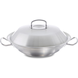 Fissler Wok Ø 30 cm s nerezovou poklicí original profi collection®