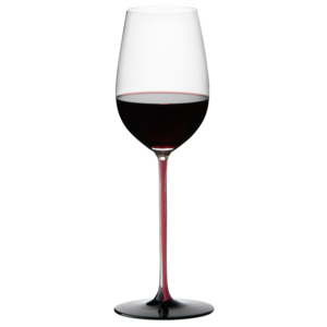Riedel Sklenice Riesling Sommeliers Collector's Edition Red-Black