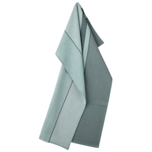 Georg Jensen Damask Utěrka sea green 70 x 50 cm NORS