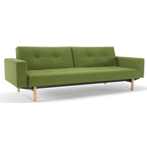 INNOVATION - Sedačka AMPLE SOFA BED s područkami