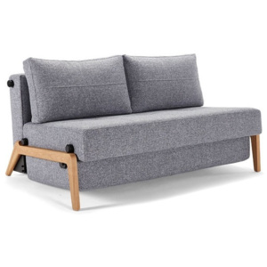 INNOVATION - Sedačka CUBED WOOD SOFA 140-200