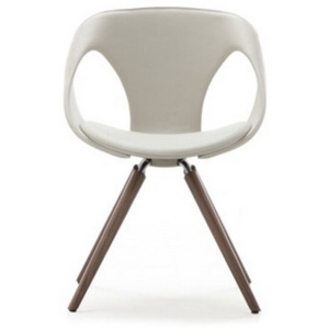 TONON - Židle UP CHAIR fabric/leather 907.31