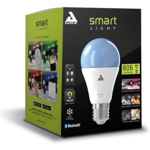 AwoX SMART LIGHT COLOR MESH E27 9W